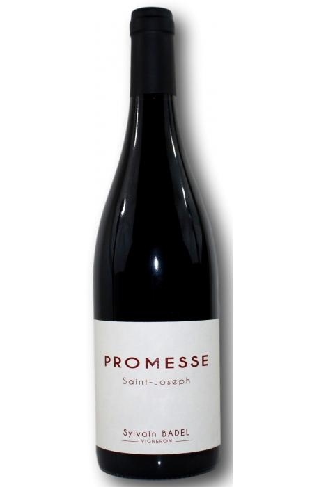 Domaine Si le Vin - Sylvain Badel - Saint Joseph - Promesse - 2018