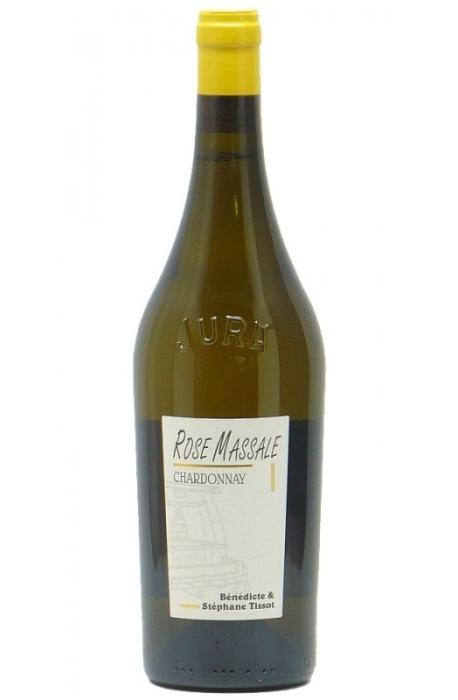 André et Mireille Tissot - Arbois - Chardonnay Rose Massale 2018