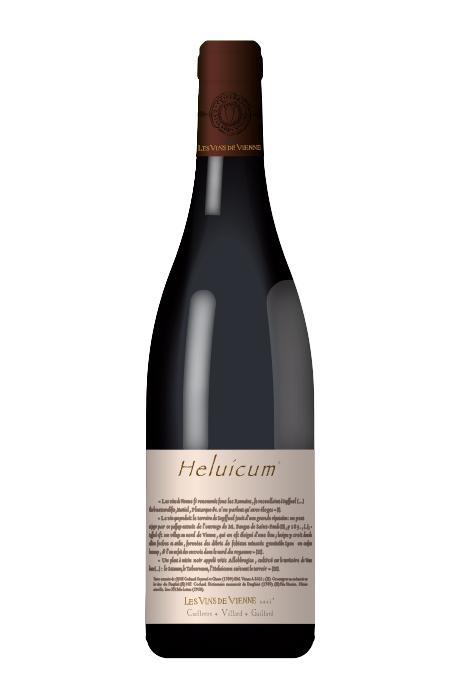 Les Vins de Vienne - Heluicum - I.G.P. des collines rhodaniennes