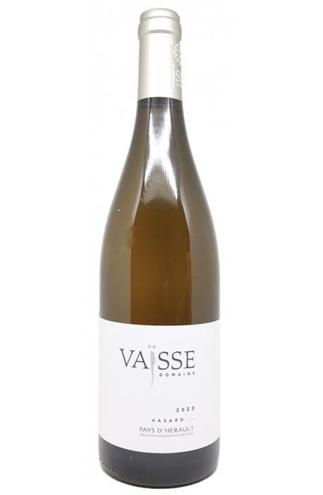 Domaine Vaïsse - IGP Pays d'Hérault -Hasard Blanc 2020